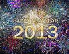 ~ Happy New Year 2013 ~