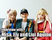 [Cosplus] Interview with Misa, Ely & Liui Aquino