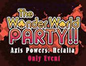 [Event Changed] เปลี่ยนวันที่จัดงาน The Wonder World Party !!