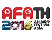 New Event | เพิ่มงาน Anime Festival Asia Thailand 2016 | AFATH2016