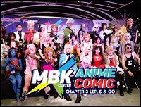 New Gallery | รูปงาน MBK Center Anime vs Comic Chapter 3 Let's & Go