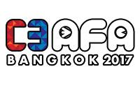 New Event | เพิ่มงาน C3 AFA Bangkok 2017