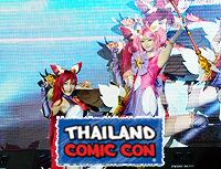 New Gallery | รูปงาน Thailand Comic Con 2017