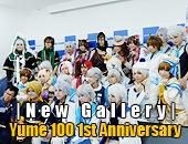 New Gallery | อัพรูปงาน Yume 100 1st Anniversary Party