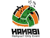New Event | เพิ่มงาน Hanabi : Haikyuu Only Event