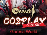 New Event | เพิ่มงาน Onmyoji Cosplay Contest