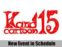 New Event | เพิ่มงาน กาดการ์ตูนเชียงใหม่ #15