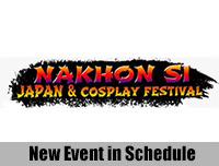 New Event | Nakhon Si Japan & Cosplay Festival