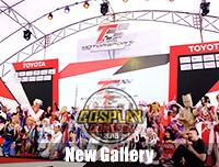 New Gallery | อัพรูปงาน Toyota Motorsport Cosplay Contest 2018 เชียงใหม่