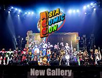 New Gallery | อัพรูปงาน Asia Comic Con