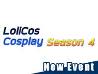 New Event | เพิ่มงาน LoliCos Cosplay Season 4