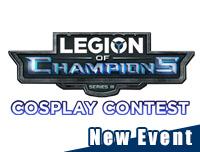 New Event | เพิ่มงาน LoC : Serie III CosPlay Contest