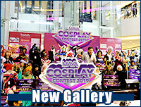 New Gallery | อัพรูปงาน MAYA Cosplay Contest 2019
