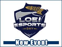 New Event| เพิ่มงาน Loei Esport Day