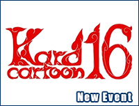 New Event | เพิ่มงาน กาดการ์ตูนเชียงใหม่ #16