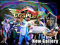 New Gallery | Le Pan COSPLAY 2019