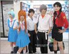 เพิ่มรูปงาน Evangelion 2.0 Advance Cosplay Party
