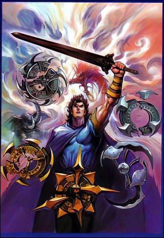 Props - Heavy Sword - The Return of the Condor Heroes