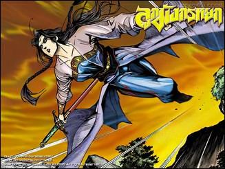 Props - Sword - The Return of the Condor Heroes
