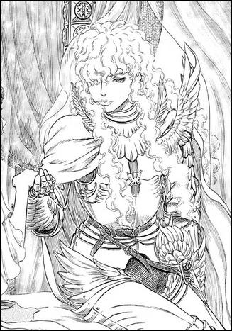 Props - Griffith's Falcon of Light Armor - Berserk
