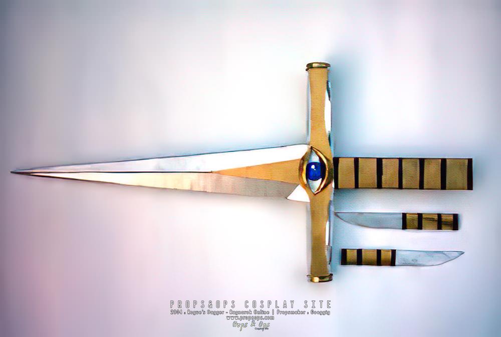 Props - Rogue's Dagger - RO Ragnarok Online