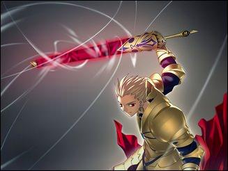Props - Ea Sword of Rupture - Fate Series