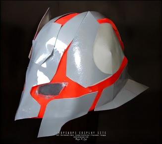 Props - Neo Raonoke's Mask - Gundam Seed Destiny
