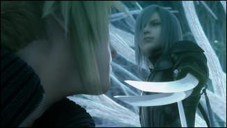 Props - Kadaj's Souba - Final Fantasy VII Advent Children