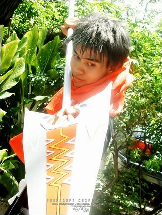 Props - Sunlight Heart - Buso Renkin