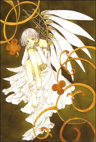 Props - Suu's Wings - Clover