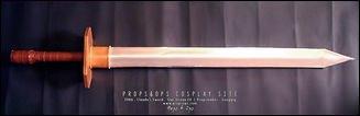 Props - Claude's Sword - Star Ocean EX