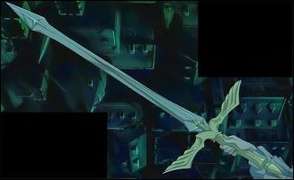 Props - Suigintou's Sword - Rozen Maide