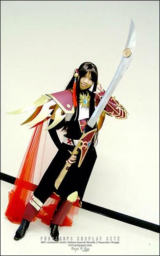 Props - Amaterasu's Swor - Tsubasa: Reservoir Chronicle