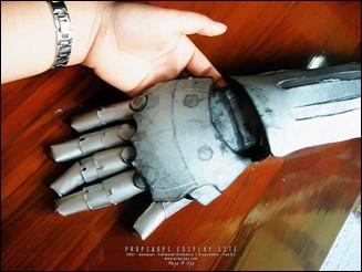 Props - Automail - Fullmetal Alchemist