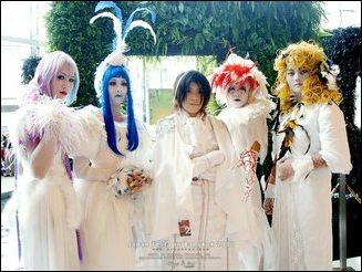 Props - Yuki's Wand - Malice Mizer 'Le Ciel'