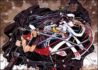 Props - Ginryu 銀竜 - Tsubasa: RESERVoir CHRoNiCLE