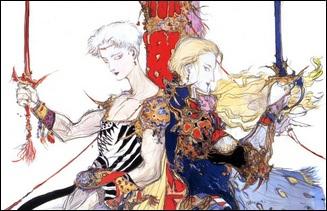 Props - Bartz Klauser's Brave Blade & Costume - Dissidia Final Fantasy