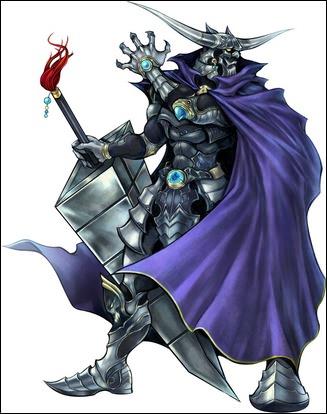 Props - Garland Armor - Dissidia Final Fantasy