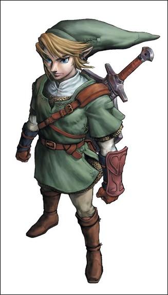 Props - Ordon Sword - The Legend of Zelda: Twilight Princess