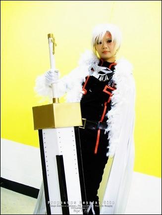 Props - Sword of Exorcism - D.Gray-man