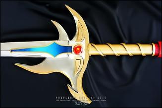 Props - Warrior of Light's Sword - Dissidia Final Fantasy