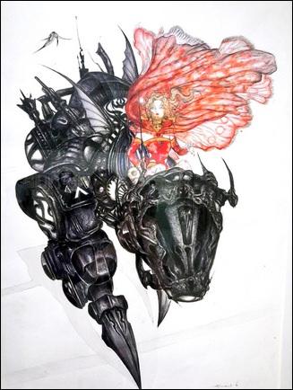 Props - Magitek Armor - Final Fantasy VI