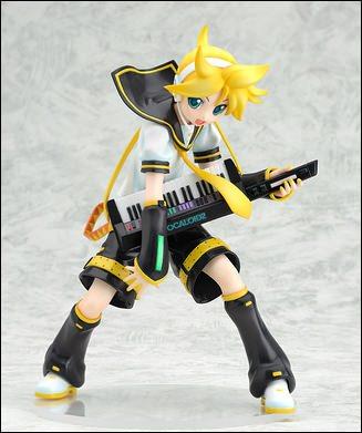 Props - Kagamine Len's Keytar / Keyboard - Vocaloid