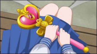 Props - Spiral Heart Moon Rod - Sailor Moon