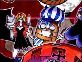 Props - Kumashi - One Piece
