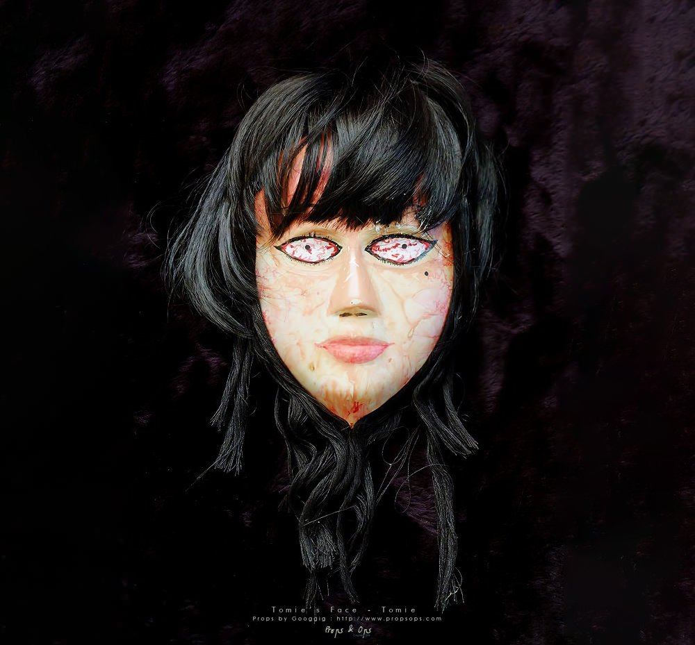 Props - Tomie's Face - Tomie