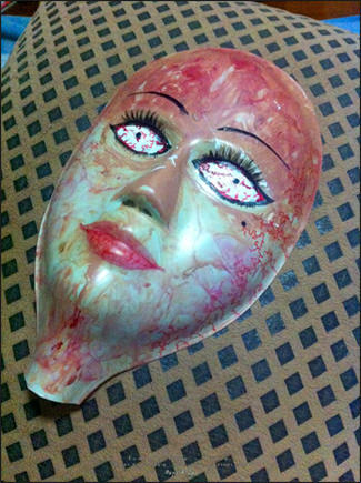Props - Tomie\'s Face - Tomie